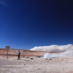 Volcanic trouble