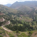 Road to Pisac